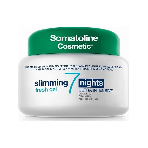 Somatoline Cosmetic 7 Nights Slimming Fresh Gel Ultra Intensive