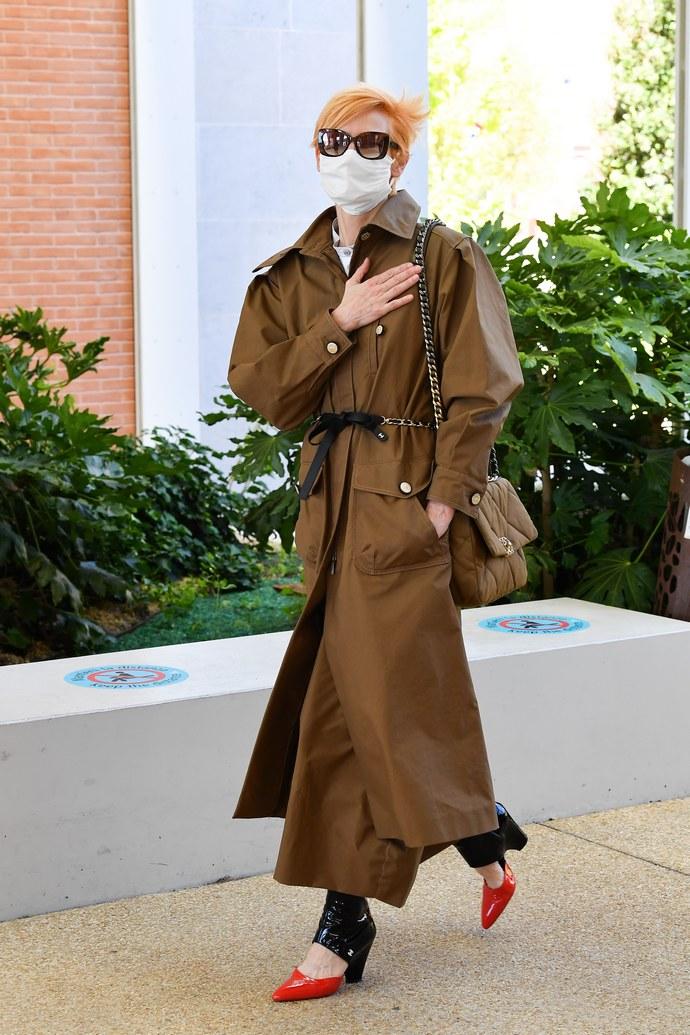 Cate Blanchett Tilda Swinton