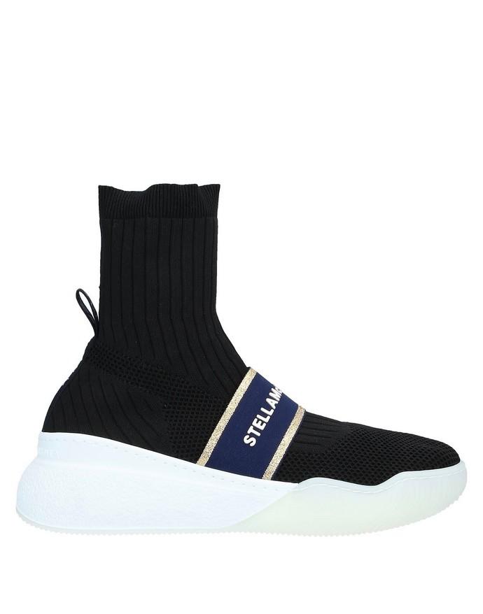 Sock sneakers με λογότυπο