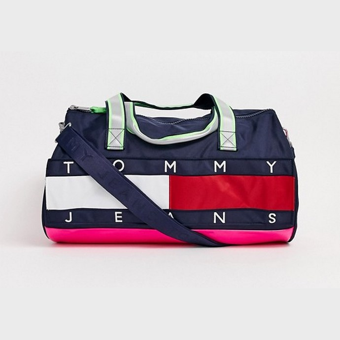 Tommy Hilfiger σάκος ταξιδίου Recycled Heritage