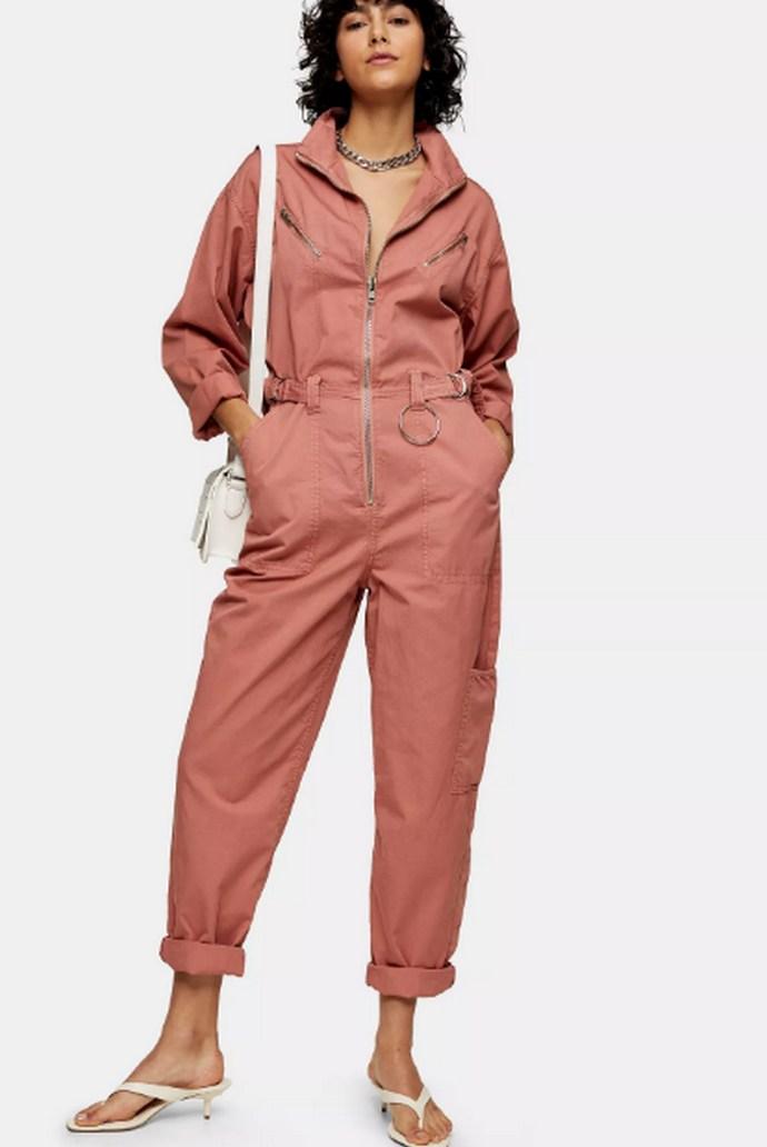 Boiler Suit - Topshop