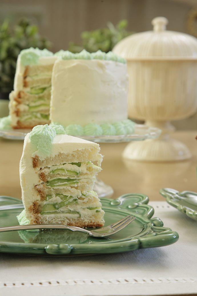 τούρτα αγγουριού