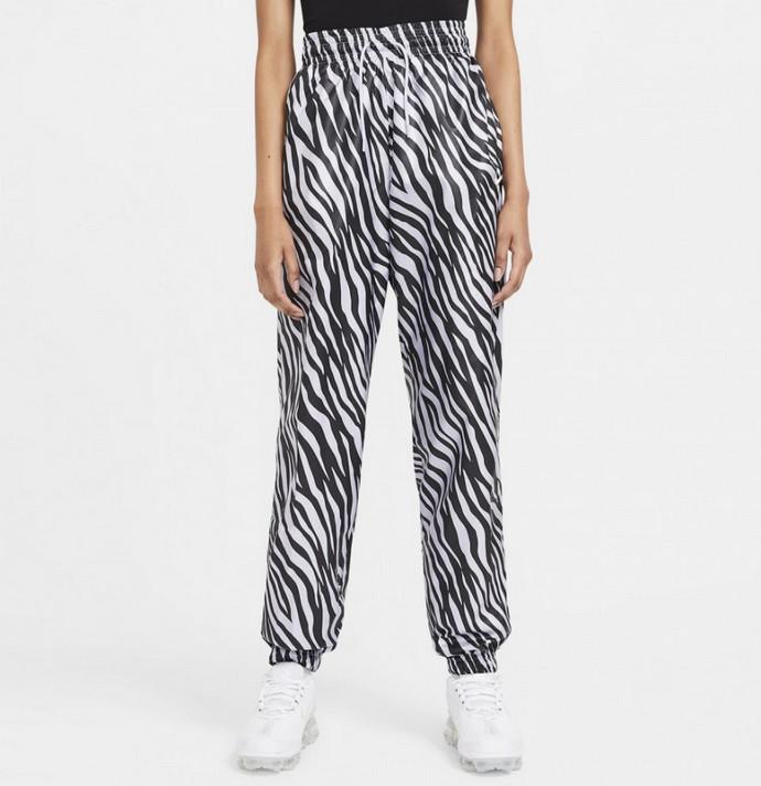 Jogger pants σε animal print