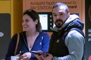 Δήμητρα Σιαμπάνη: Η απάντησή της στις φήμες που τη θέλουν να έχει χωρίσει με τον Τριαντάφυλλο