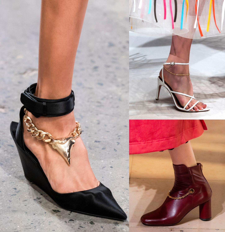 τάσεις στα παπούτσια