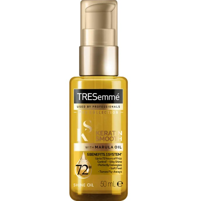 Keratin Ultimate Smooth Oil