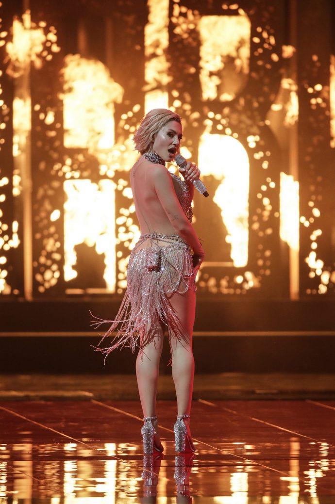 Eurovision Έλενα Τσαγκρινού