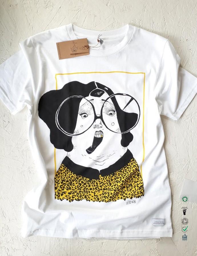 t-shirt από οργανικό βαμβάκι