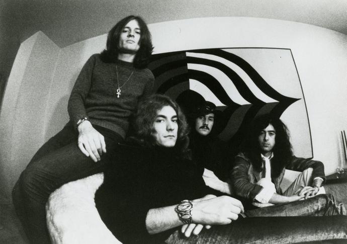 Promo φωτογραφία των Led Zeppelin