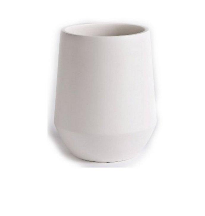 Λευκό βάζο