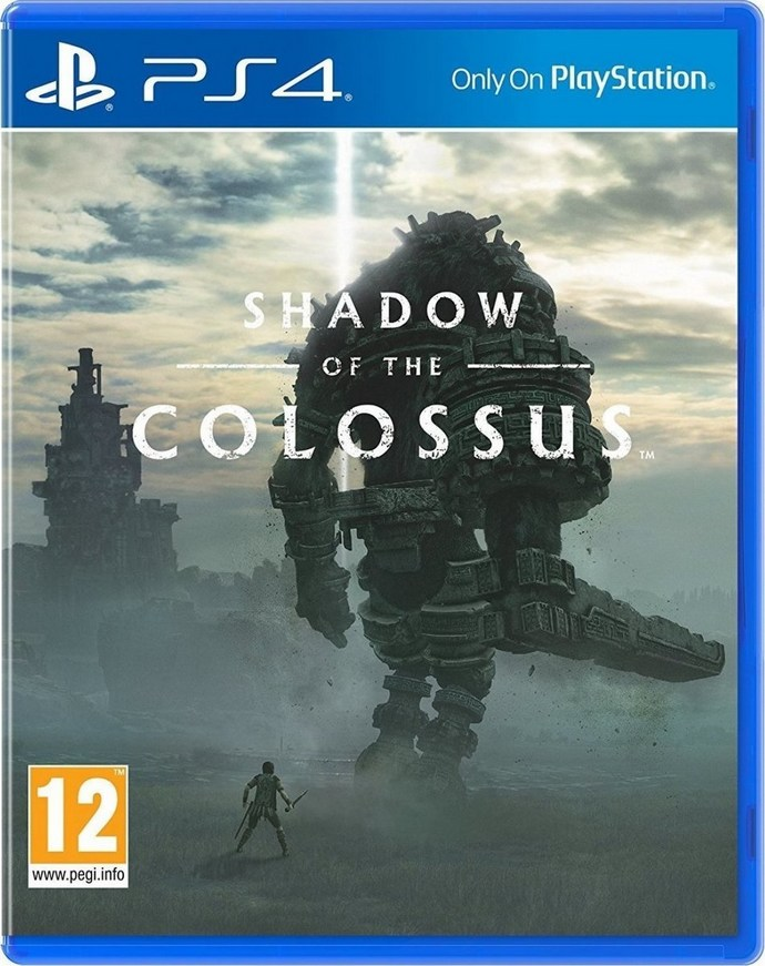 Video Game - Shadow of the Colossus PlayStation 4