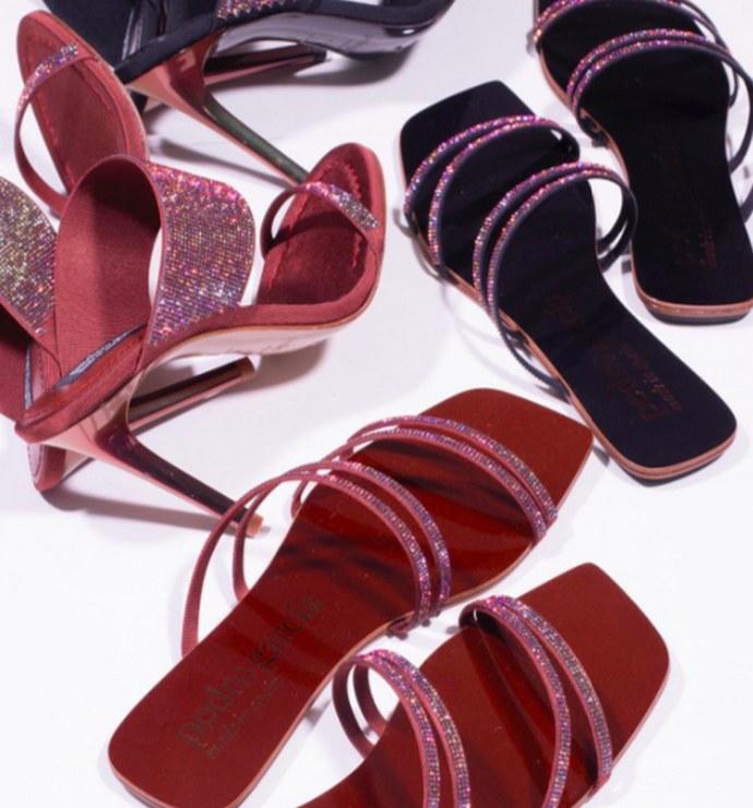 συλλογή παπουτσιών