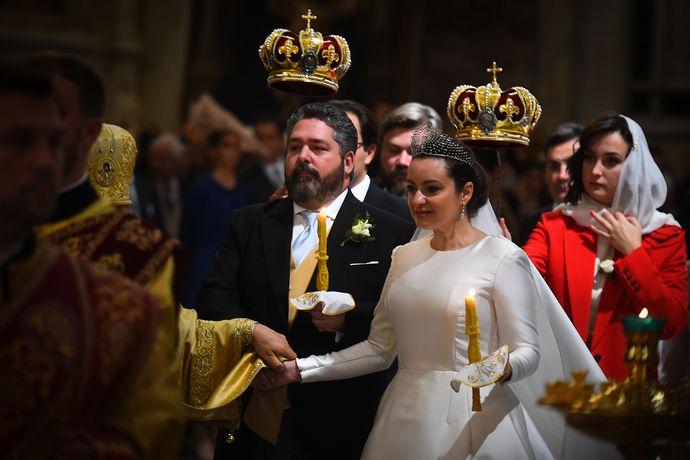 Ρωσία βασιλικός γάμος