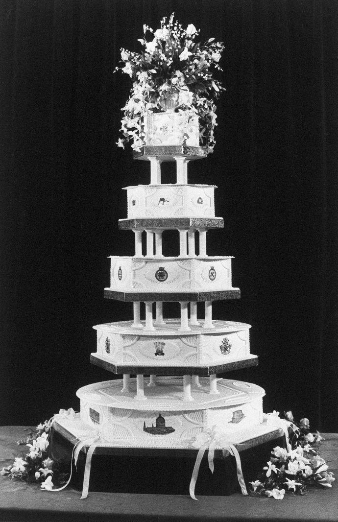 γλάσο τούρτα Diana