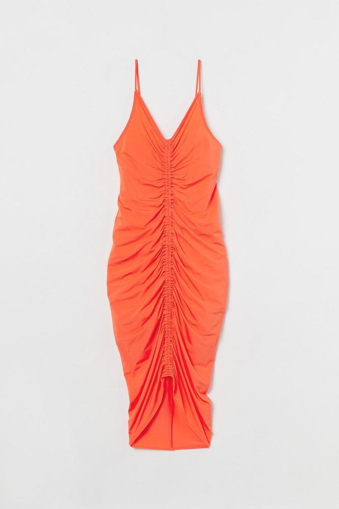 Ντραπέ φόρεμα
