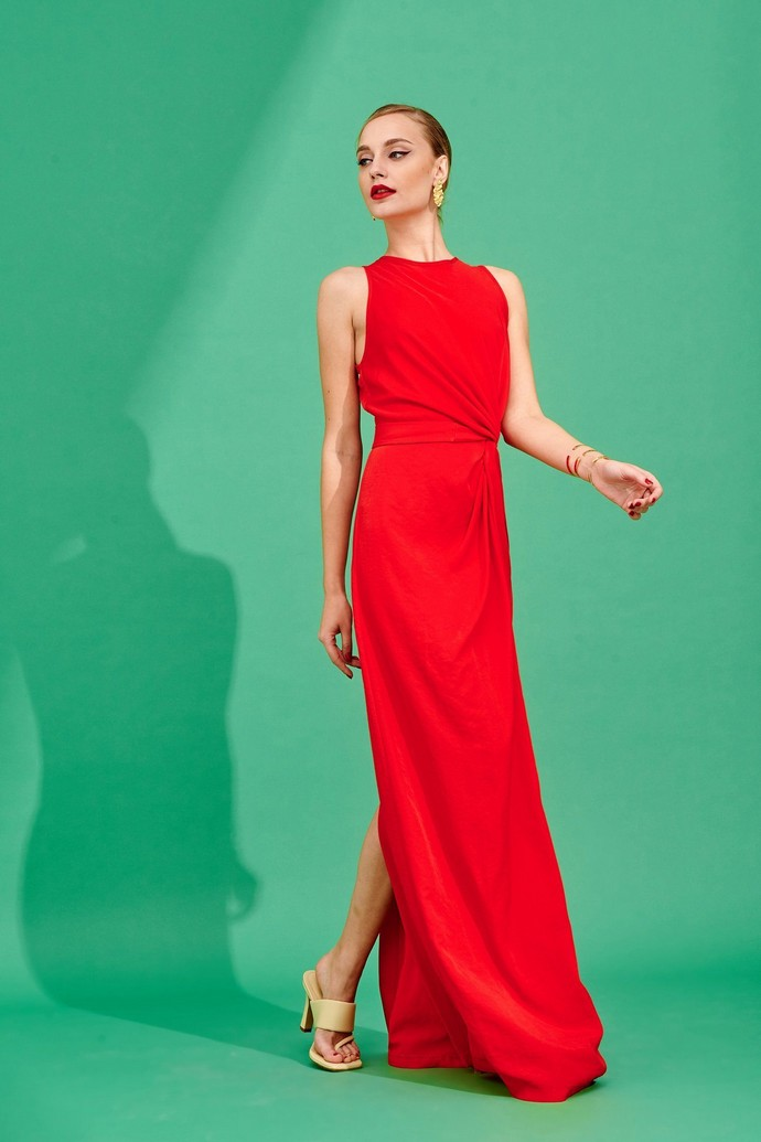 Column φόρεμα