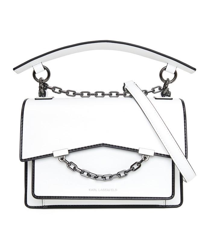 Τσάντα ώμου με αλυσίδα