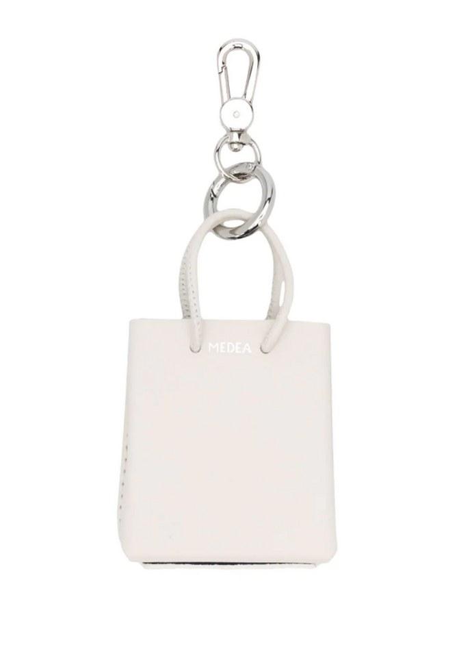 Mini bag με κρίκους