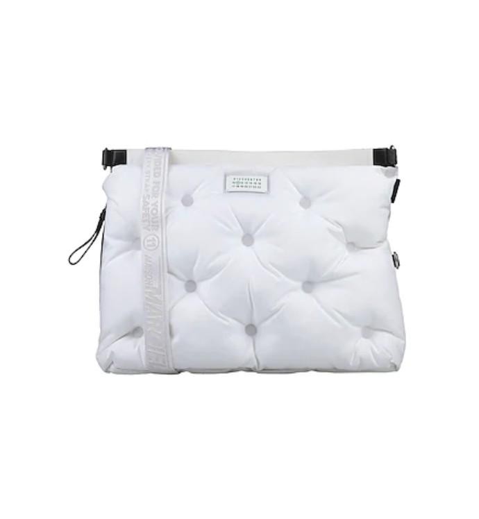 Οversized pouch bag