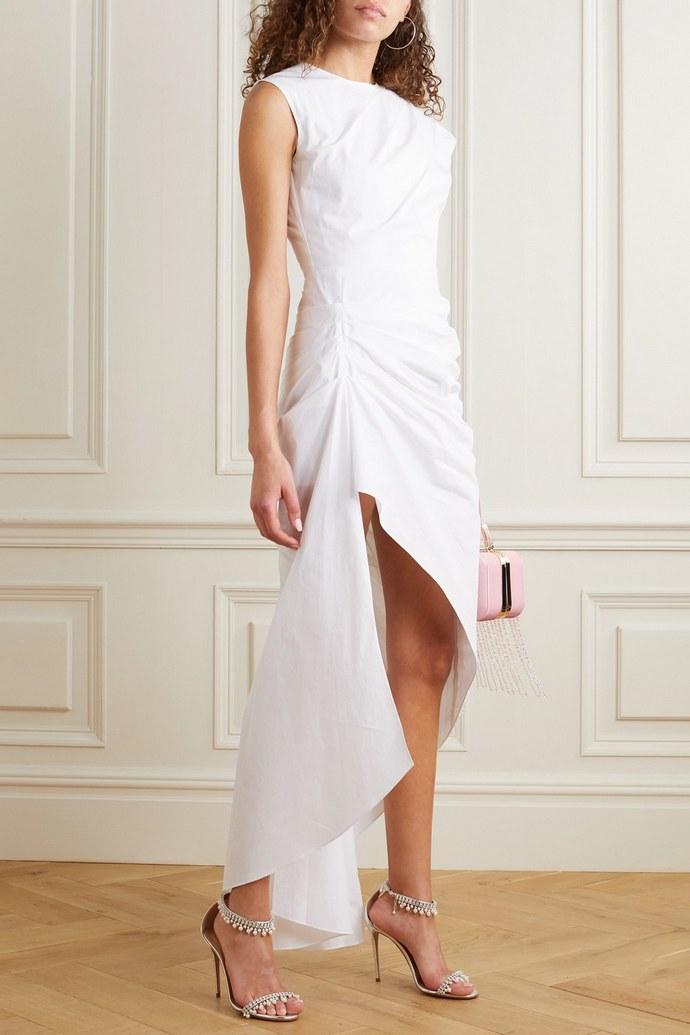 λευκό φόρεμα Keira Knightley
