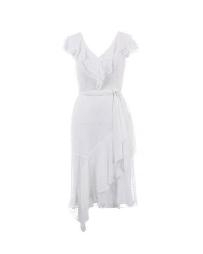 Μίνι κρουαζέ φόρεμα