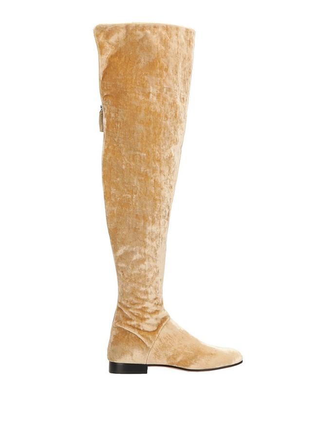Μπότες από βελούδο
