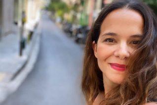 H Ελιάνα Χρυσικοπούλου ανακοίνωσε ότι είναι θετική στον κορονοϊό