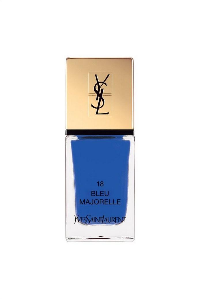 Βερνίκι νυχιών μπλε 18 Bleu Majorelle