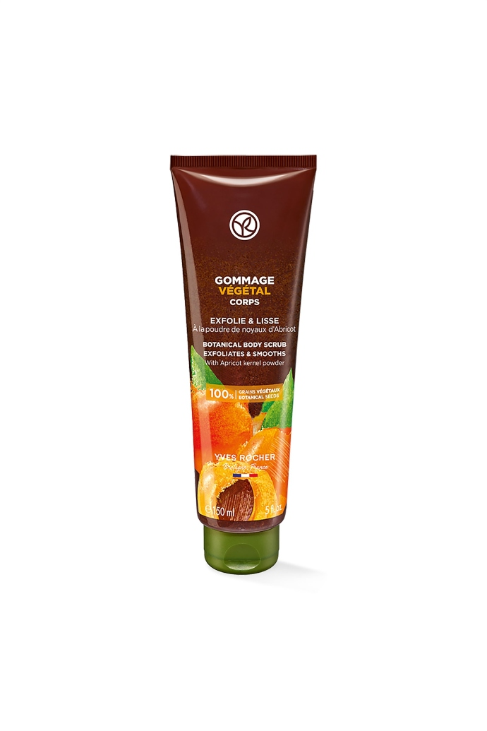 Yves Rocher Apricot Vegetable Scrub 150 ml
