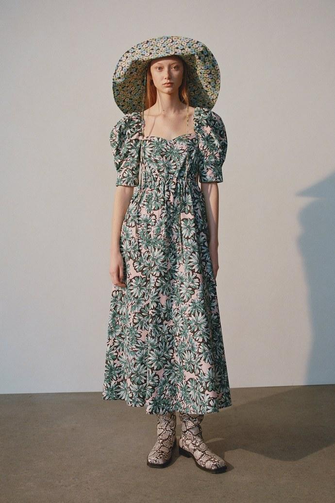 Φόρεμα εμπριμέ- Zara