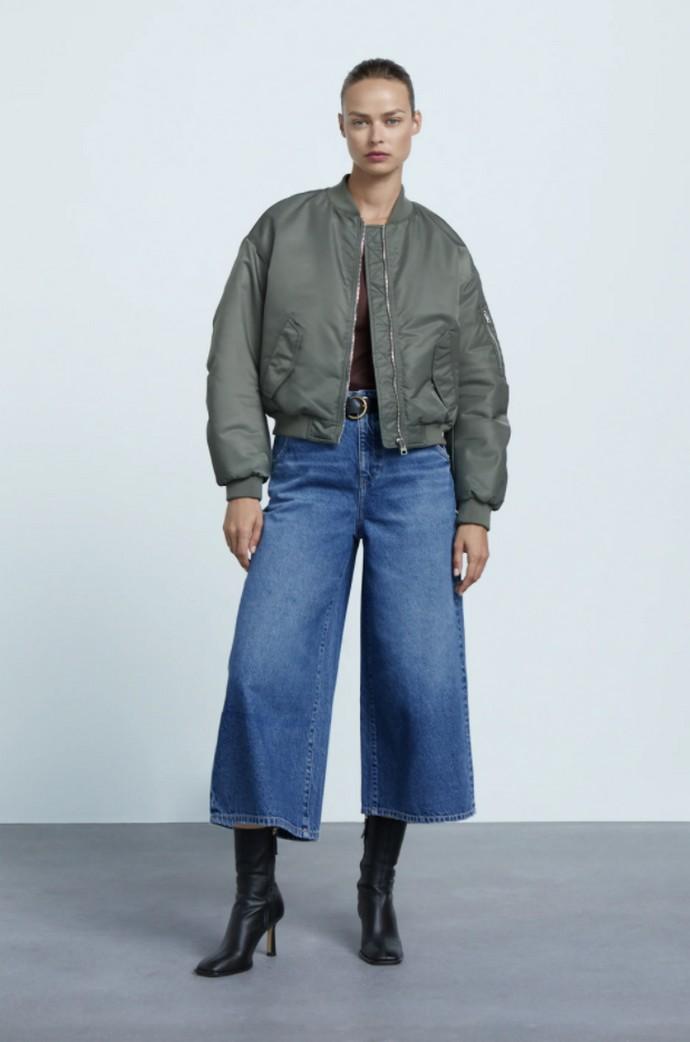 Αντιανεμικό και αδιάβροχο bomber jacket